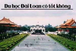 Ưu điểm của chương trình du học hệ đại học ở Đài Loan